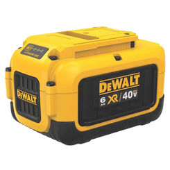 Click here to see Dewalt DCB406 Dewalt DCB406 Premium XR Slide Lithium Battery, 40 V