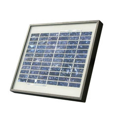 Click here to see GTO FM121 Mighty Mule FM121 Solar Panel Kit, For Use With Mighty Mule or GTO/Pro Automatic Gate Systems, 5 W