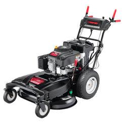 Yard Machines 11A-B0S5700 High Rear Wheel Push Mower, 21 In
