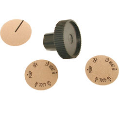 Click here to see Dial 7487 Dial 7487 2-Speed Long Shaft Knob Kit
