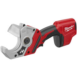 Click here to see Milwaukee 2470-20 Milwaukee 2470-20 model Cordless PVC Shear (bare tool only)