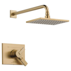 Click here to see Delta T17253-CZ-WE Delta T17253-CZ-WE Vero Champagne Bronze Monitor Shower Trim Only
