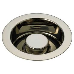 Click here to see Brizo 69070-PN Brizo 69070-PN Polished Nickel Disposal Flange and Stopper