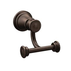 Click here to see Moen YB6403ORB Moen YB6403ORB Oil-Rubbed Bronze Belfield Double Robe Hook