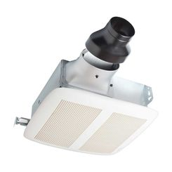 Click here to see Broan LPN80F BROAN-NUTONE LPN80F ENERGY STAR FINISH PACK. MOTOR AND GRILLE ASSEMBLY. 80 CFM, 1.0 SONES