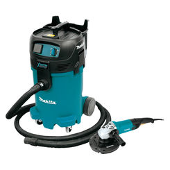 Click here to see Makita VC4710X1 Makita VC4710X1 12 Gallon Xtract Vac Wet/Dry Dust Extractor/Vacuum and 7