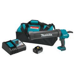 Click here to see Makita XGC01M1C Makita XGC01M1C 18V LXT Lithium-Ion Cordless 29 oz. Caulk and Adhesive Gun Kit (4.0Ah)