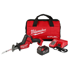 Click here to see Milwaukee 2719-21 Milwaukee 2719-21 M18 Fuel Hackzall Kit
