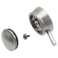 Click here to see Delta RP52585SS Delta RP52585SS Dryden Temperature Knob, Cover, and Screw - Stainless
