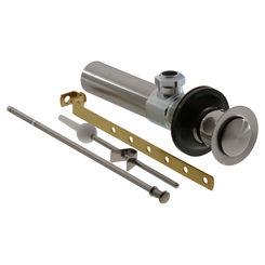 Click here to see Delta RP5651SS Delta RP5651SS Stainless Lavatory Pop-Up Drain Assembly