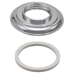 Click here to see Delta RP34832 Delta RP34832 Chrome Base with Gasket - Replacement Part