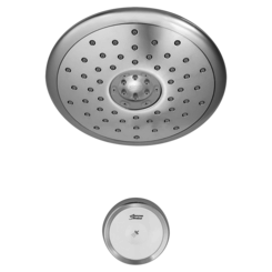 Click here to see American Standard 9035474.002 American Standard 9035.474.002 Spectra Plus eTouch 4-Function Shower Head w/ Remote - Polished Chrome, 2.5 GPM