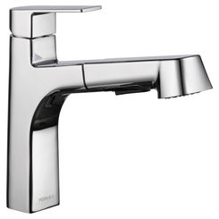 Click here to see Peerless P6919LF PEERLESS P6919LF APEX ONE HANDLE PULLOUT KITCHEN FAUCET CHROME