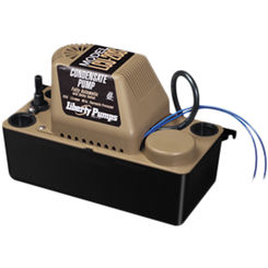Click here to see Liberty LCU-20S Liberty LCU-20S Automatic Condensate Pump