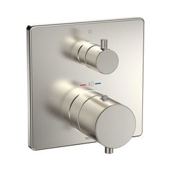 Click here to see Toto TBV02404U#BN Toto TBV02404U#BN Brushed Nickel Thermostatic Valve w/ 2-Way Diverter Trim