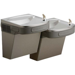 Click here to see Elkay EZSTLDDLC Elkay EZSTLDDLC  Wall-Mounted Dual-Station Water Cooler