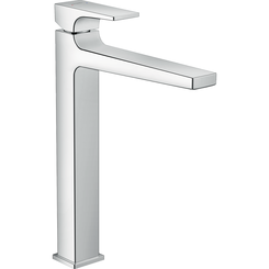 Click here to see Hansgrohe 32513001 Hansgrohe 32513001 Metropol 260 Single-Hole Faucet with Lever Handle, Chrome