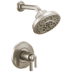 Click here to see Brizo T60298-NK Brizo T60298-NK Levoir TempAssure Thermostatic Shower Only Trim - Luxe Nickel