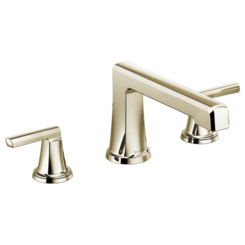Click here to see Brizo T67398-PNLHP Brizo T67398-PNLHP Levoir Roman Tub Faucet - Polished Nickel, Less Handles