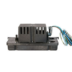 Click here to see Little Giant 554220101 Little Giant 554220101 VCC-20-P Condensate Removal Pump Low Profile for Plenum Applications