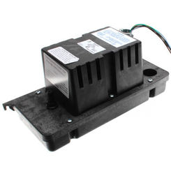 Click here to see Little Giant 554220102 Little Giant 554220102 VCC-20-P Condensate Removal Pump  Low Profile for Plenum Applications