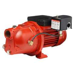 Click here to see Red Lion 97080502 Red Lion 97080502 RL-SWJ50 1/2 HP Cast Iron Shallow Well Jet Pump