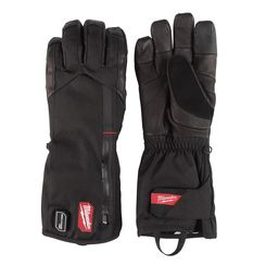 Click here to see Milwaukee 561-21XL Milwaukee 561-21XL USB Rechargeable Heated Gloves, XL