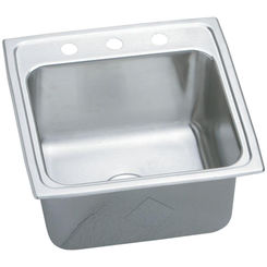 Click here to see Elkay PLA1919103 Elkay PLA1919103 Pursuit Stainless Steel Single Bowl Laundry/Utility Sink