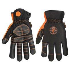 Click here to see Klein 40074 KLEIN 40074 ELECTRICIANS GLOVES EXTRA-LARGE