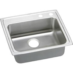 Click here to see Elkay LRADQ312240MR2 Elkay LRADQ312240MR2 31 x 22 Inch Gourmet Sink with Quick-Clip