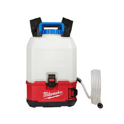 Click here to see Milwaukee 2820-21WS Milwaukee 2820-21WS M18 SWITCH TANK Backpack Water Supply Kit
