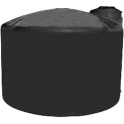 Click here to see Norwesco Fluid 40627 Norwesco 40627 1550 Gallon Above Ground Black Water Tank
