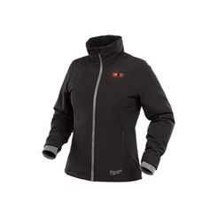 Click here to see Milwaukee 232B-20L Milwaukee 232B-20L M12 Women's Heated Jacket Only, Large - SoftShell