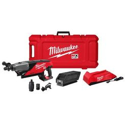 Click here to see Milwaukee MXF301-1CP MILWAUKEE MXF301-1CP MX FUEL HANDHELD CORE DRILL