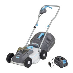 Click here to see Swift EB132CP Swift EB132CP Cordless 40V Compact Lawn Mower with Battery and Charger