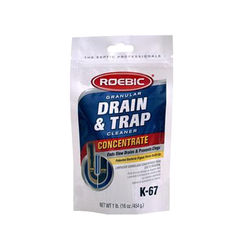 Click here to see Roebic K-67 Roebic K-67 Bacterial Drain and Trap Cleaner