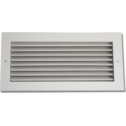 Click here to see Shoemaker 905-26X10 26x10 White Vent Cover (Aluminum) - Shoemaker 905 series