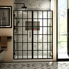 Click here to see Dreamline SHDR-2458720-89 DreamLine Unidoor Toulon 58-58 1/2