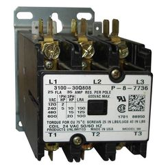 Click here to see Lennox 38113 LENNOX 38113 P-8-7716 CONTACTOR
