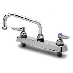 Click here to see T&S Brass B-1120-LN-WH4 T&S Brass B-1120-LN-WH4 Workboard Faucet