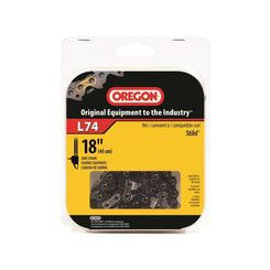 Click here to see Oregon L74 Oregon L74 Chain Saw Chain, 3/8 in X 18 in