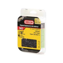 Click here to see Oregon S62 Oregon S62 Premium Replacement Chain Saw Chain, 3/8 in X 18 in
