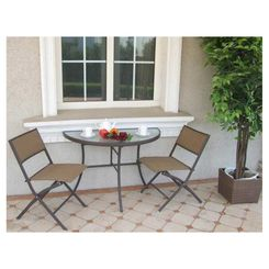 Click here to see Seasonal Trends 157A1-T3697M1 Ningbo Sunmate C0157A1-T3697M1 Balcony Set
