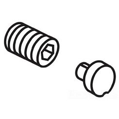 Click here to see Delta RP61288SS Delta RP61288SS Stainless Button Cover and Set Screw Kit - Part