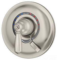 Click here to see Symmons S-4700-STN-TRM Symmons S-4700-STN-TRM Satin Nickel Allura Series Tub/Shower Valve