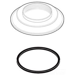 Click here to see Delta RP23095 Delta RP23095 Delta Handle Base with Gasket (Chrome)