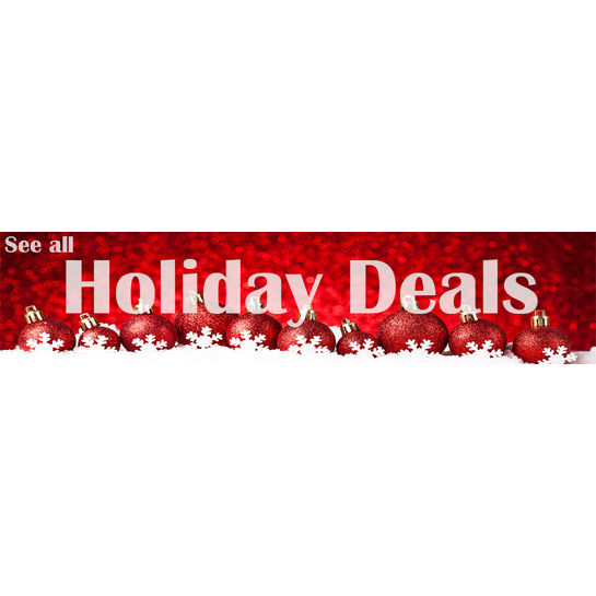 Great Deals. Extended Discounts