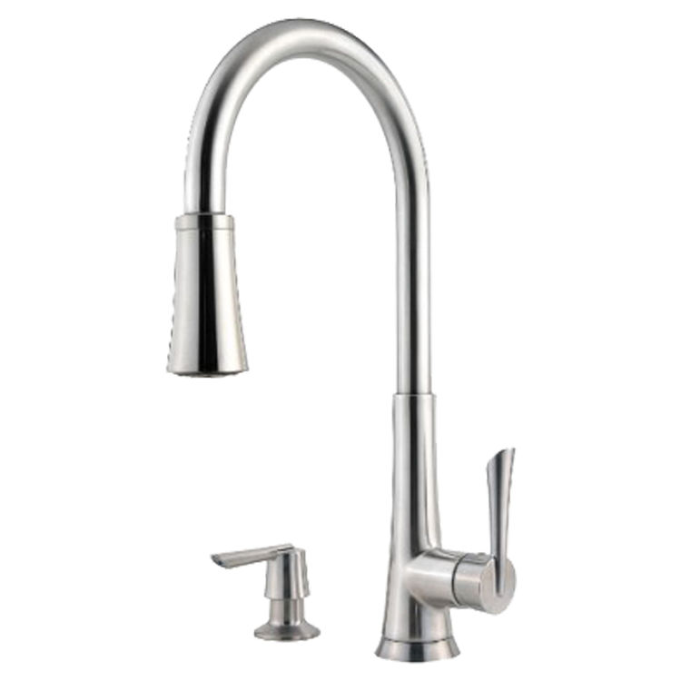 View 2 of Pfister GT529-MDS Pfister GT529-MDS Mystique Stainless Steel One Handle Pulldown Kitchen Faucet
