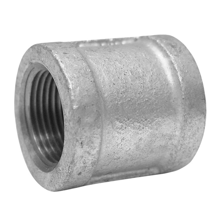 View 2 of Commodity  GALCUP34 Galvanized Coupling, 3/4 Inch