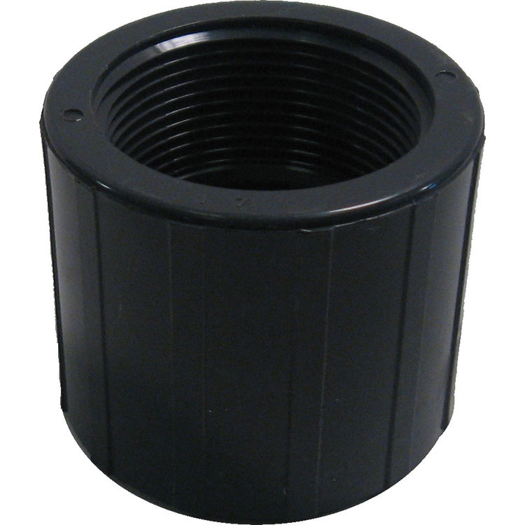 Commodity  PVC80FE112 Schedule 80 PVC Female Adapter, 1-1/2 Inch